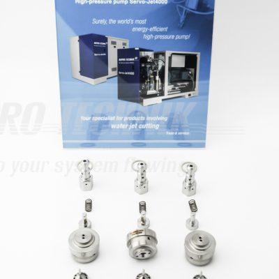 Ersatzteile Servojet4000 (Hammelmann)